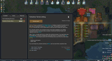 RimWorld Royalty Expansion Released - Patch Notes Update 1.1