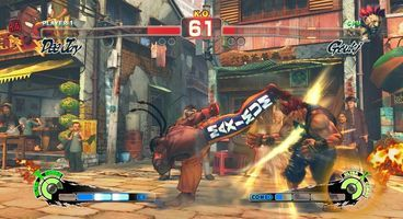 Street Fighter IV series ends in June