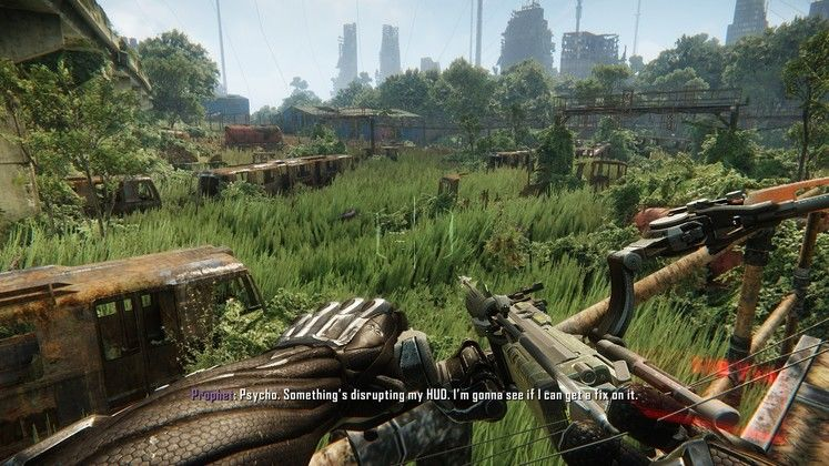 PC version of Crysis 3 flopped in Germany