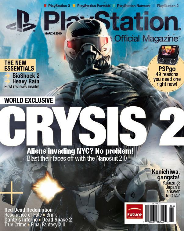 Crysis 2's