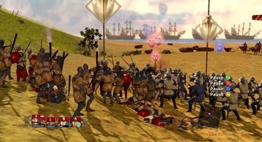Great Battles Medieval hits Xbox Live Marketplace