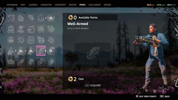 Far Cry New Dawn Weapon Slots - How to Carry More Guns