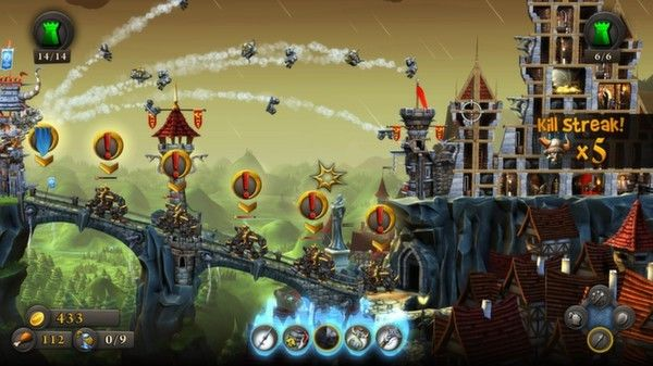 The Warrior Queen DLC now available for CastleStorm on Steam, XBLA on Friday