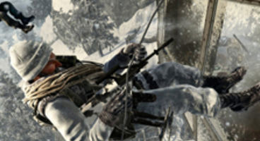 UK chart dominated by Black Ops