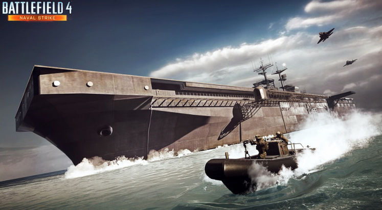 Battlefield 4: Naval Strike available to non-premium customers April 15