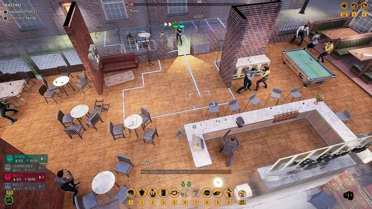 Company of Crime Is a Turn-Based Strategy Game That Lets You Play as Both Cops and Robbers