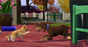 E3 2011: The Sims 3: Pets announced