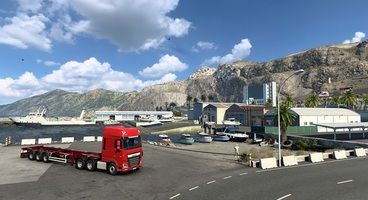 Euro Truck Simulator 2 - Iberia DLC Release Times - Here's When It Goes Live
