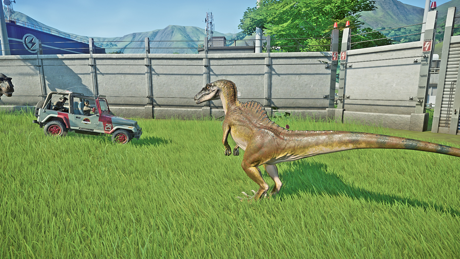Jurassic World Evolution Spinoraptor - How to Get the
