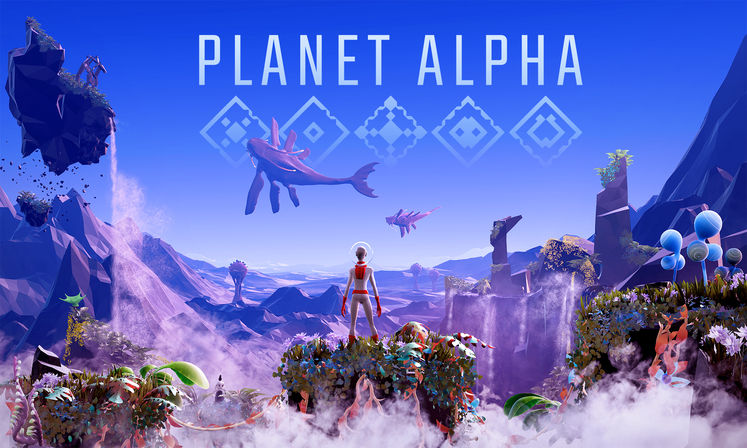 Team17 signs Limbo meets No Man's Sky sci-fi platformer Planet Alpha