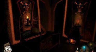 Atari Classic Haunted House Returns