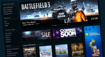 Latest PS3 firmware to allow downloads from PlayStation Store via web browser
