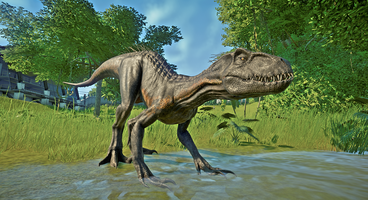 Jurassic World Evolution Sales Hit 2 Million