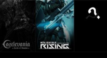 E3 2010: Kojima tease 3rd title