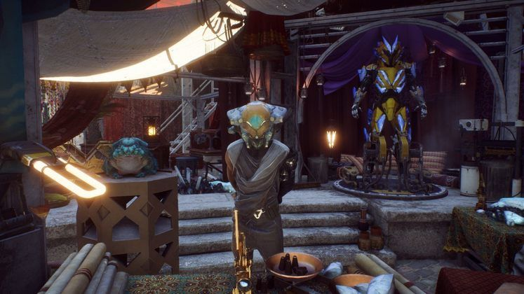One Week After Cataclysm, Anthem's Lead Producer Has Left Bioware