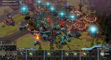Forged Battalion, the new RTS from the Command & Conquer creators, is Out Now