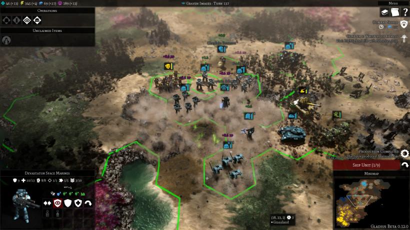 Image result for Warhammer 40,000: Gladius - Relics of War