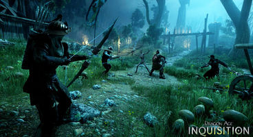 Spooky castles and skeleton archers in latest Dragon Age: Inquisition screens