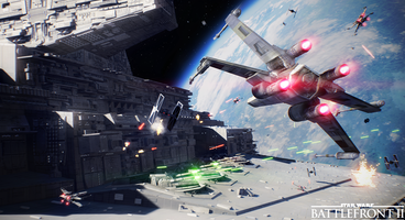 Here's Everything You Can Expect From The Star Wars Battlefront 2 Beta