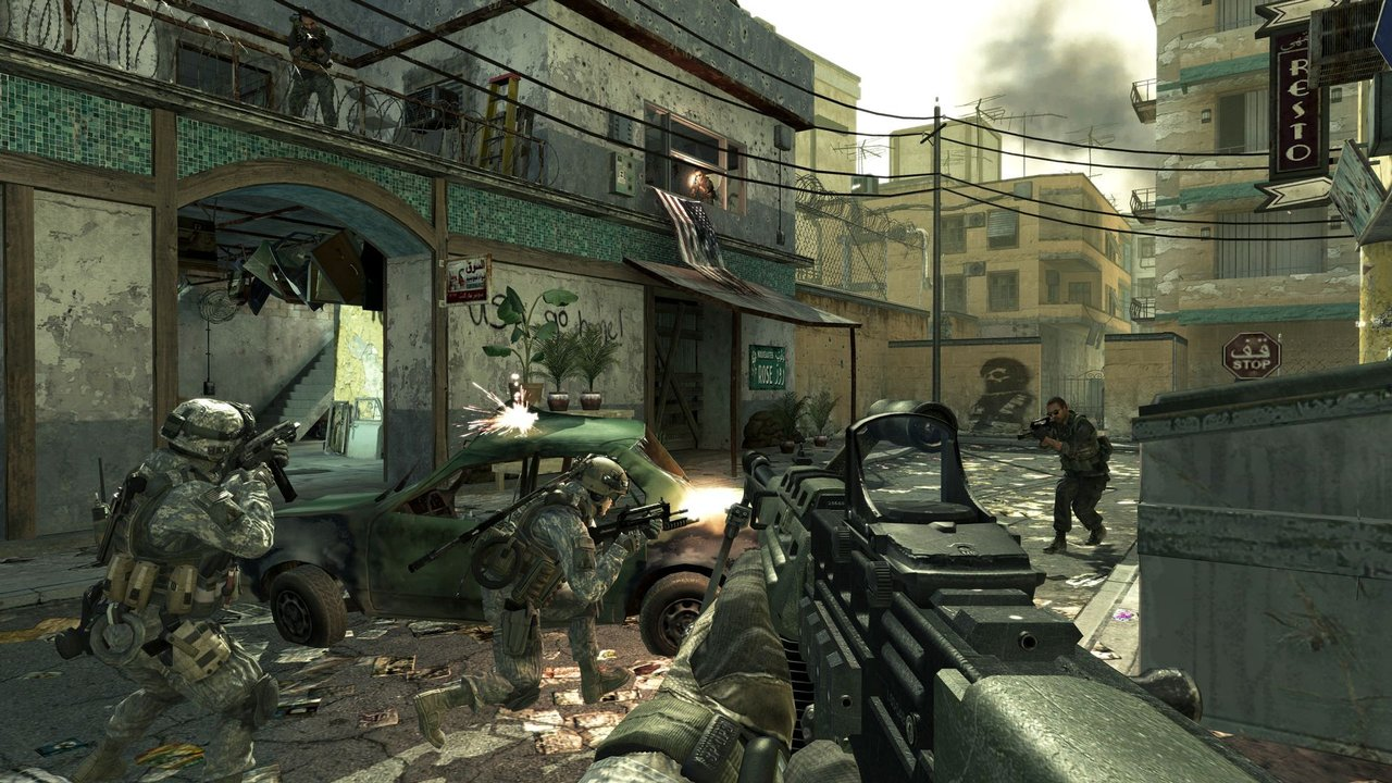 download call of duty modern warfare 3 pc torent