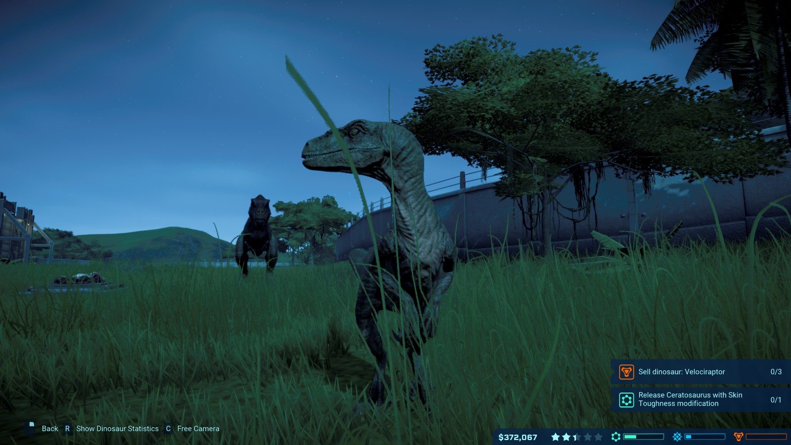 Jurassic World Evolution - What Dinosaurs Can Live Together