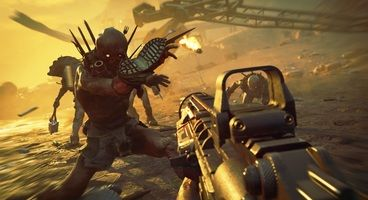 Watch 15 Minutes of RAGE 2 Demo Gameplay
