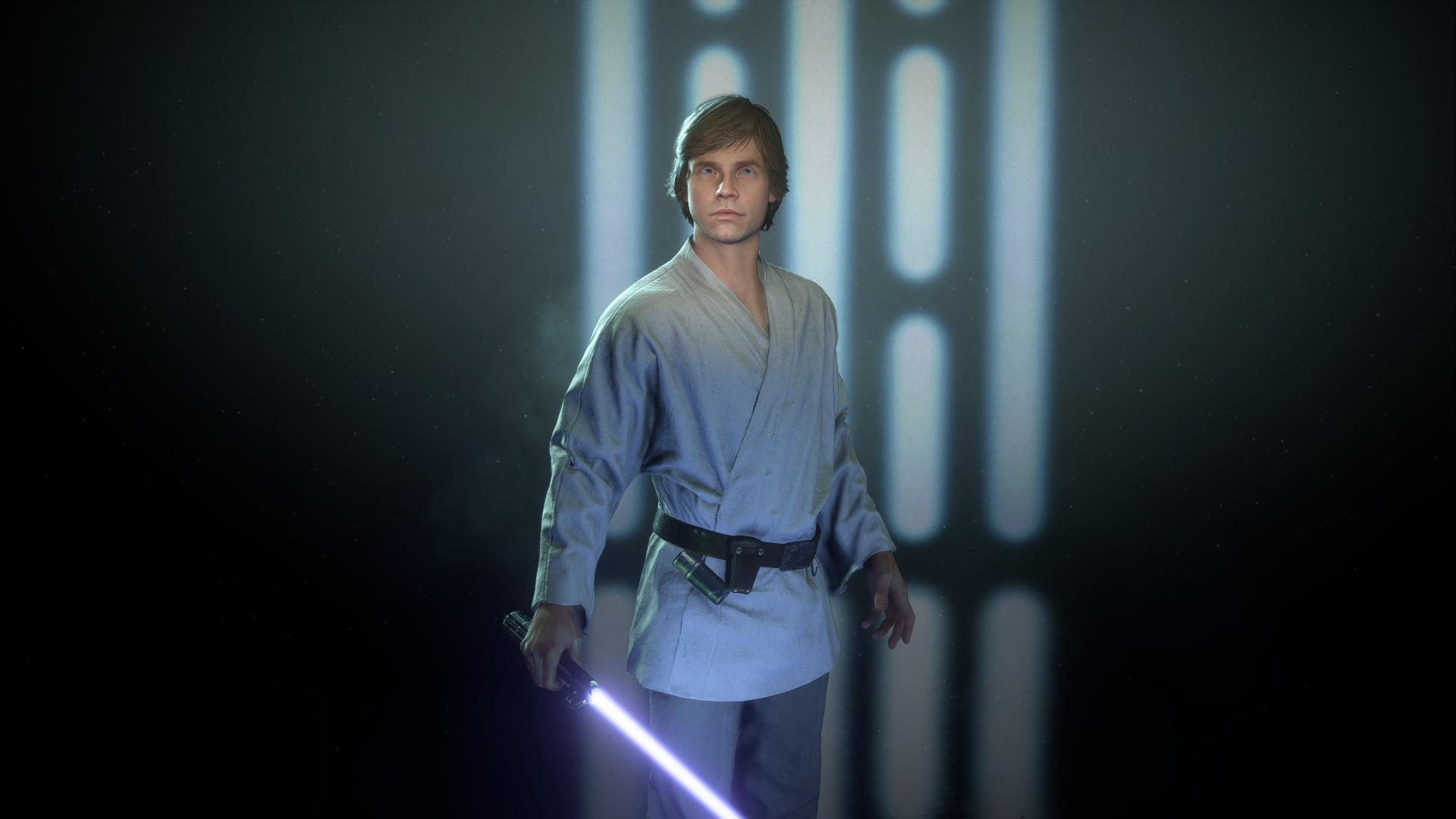 Star Wars Battlefront 2 Farmboy Luke Skin Not Unlocking Gamewatcher