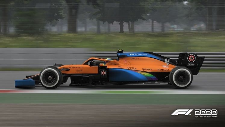 F1 2020 1.09 PC Patch Notes Revealed
