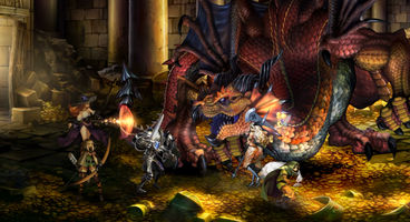 E3 2011: UTV announce Dragon's Crown for PS3 and PS Vita