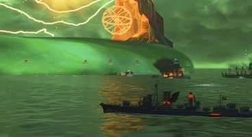 Fend Off The Advances Of Rasputin To Earn Some Spooky Skins In The World Of Warships Halloween Event