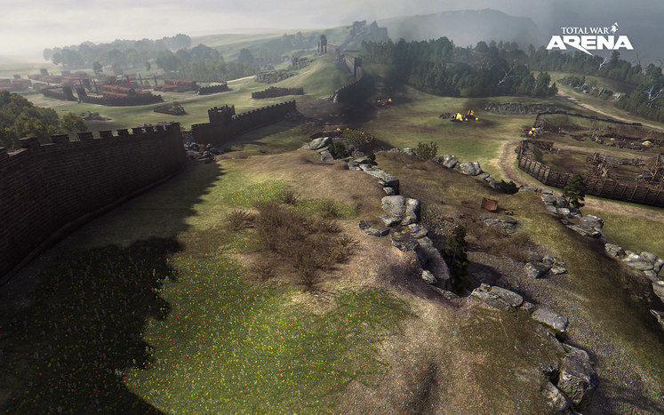 Total War: Arena Enters Open Beta on February 22nd