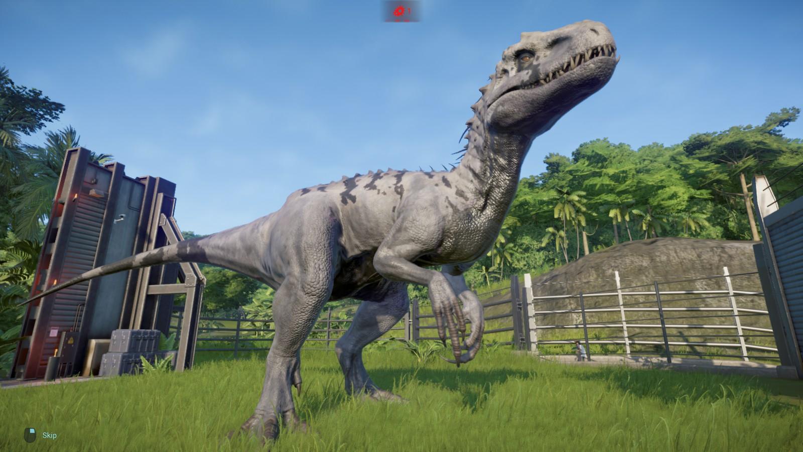 Jurassic World Evolution Hybrids - What Hybrid Dinosaurs Are