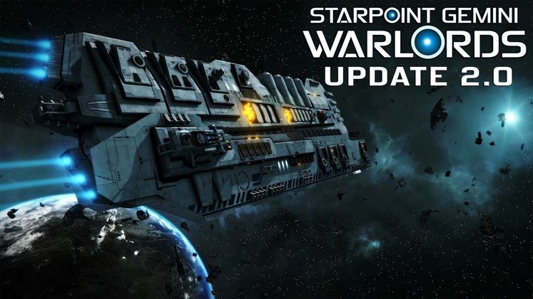Starpoint Gemini Warlords 2.0 - Patch Notes