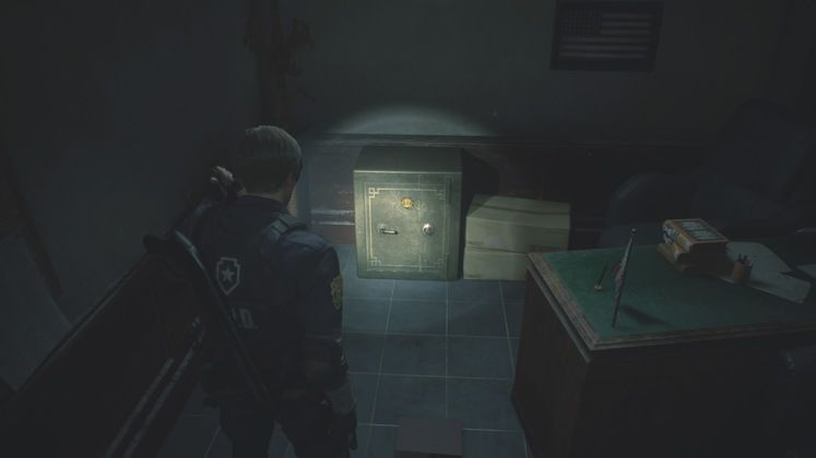 Resident Evil 2 Remake Safe Code - What is the West Office Safe Combination?