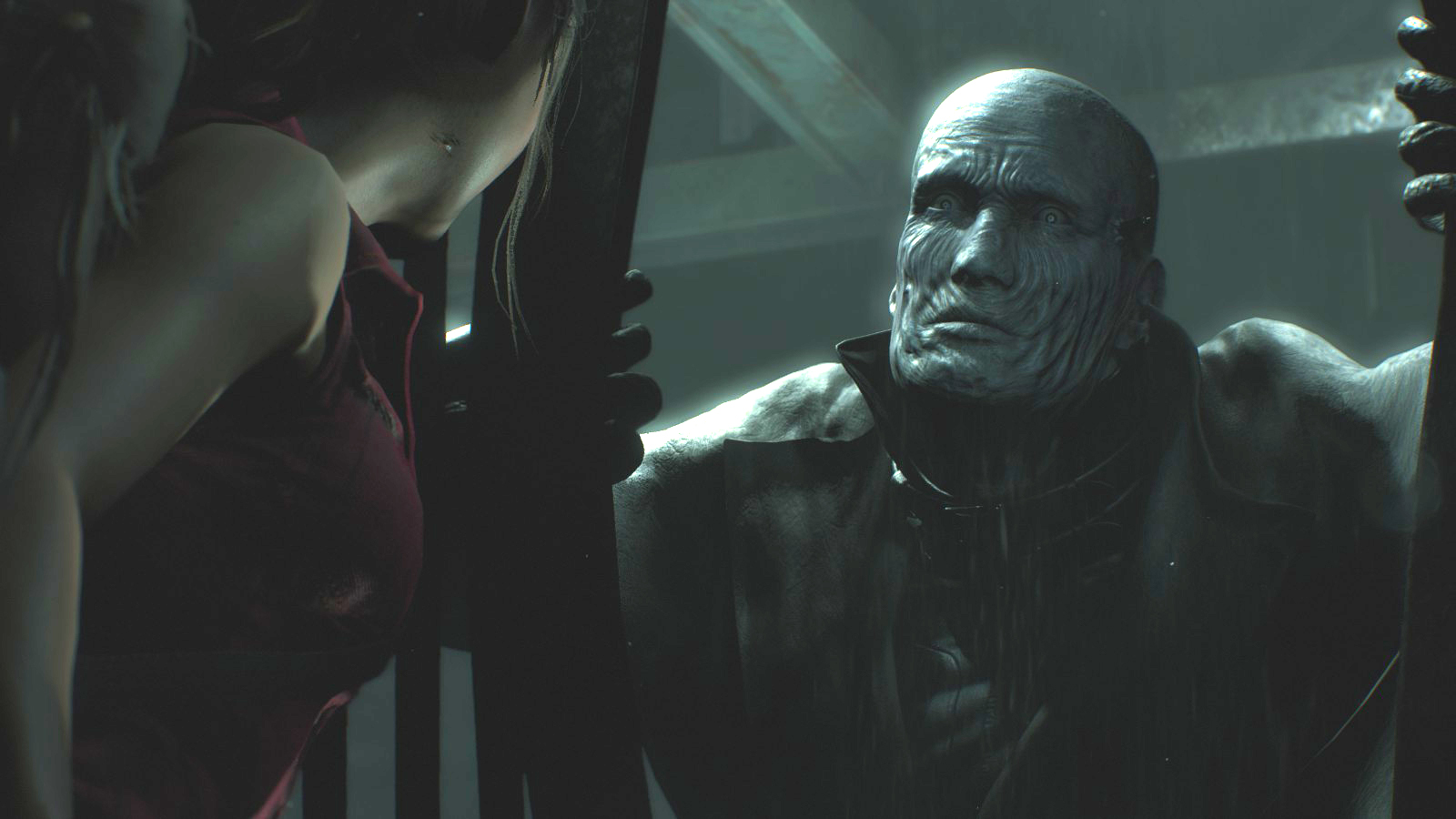 Resident Evil 2 Remake Two Mr Xs Can You Get Two Gamewatcher