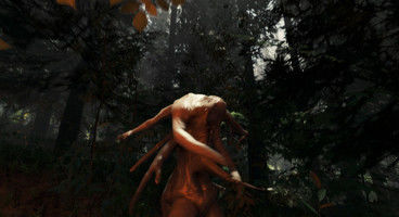 Indie horror title The Forest released via Steam Early Access today
