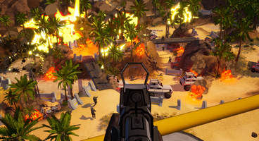 FPS/RTS Hybrid Earthbreakers Announced by Petroglyph