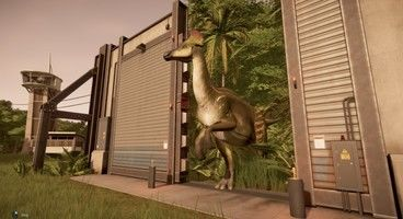 Jurassic World Evolution Olorotitan - How to Get the Olorotitan