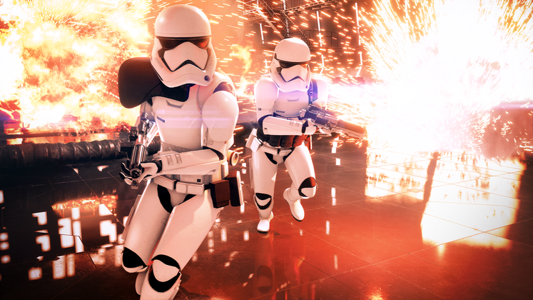 Everything We Loved and Hated About The Star Wars Battlefront 2 Beta