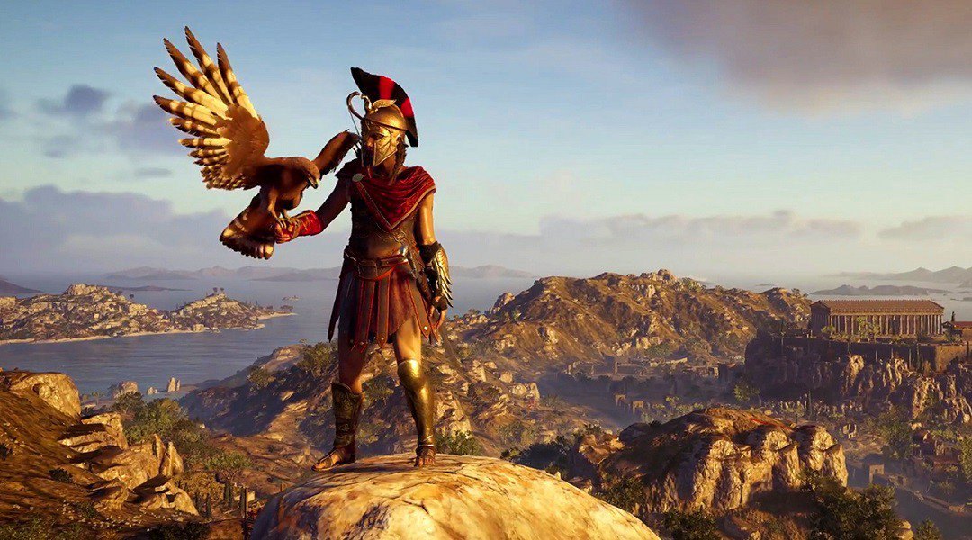 Assassin S Creed Odyssey Level Cap What Is There To Do Gamewatcher