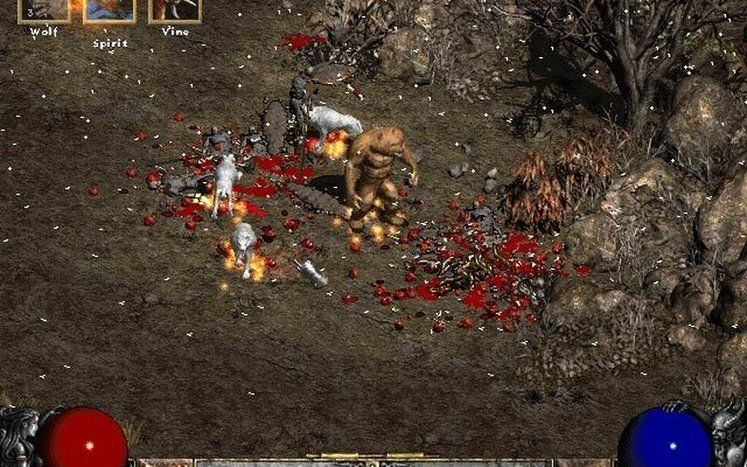 """A Second Diablo 2 Expansion Was """"only designed, never produced,"""" According to Series Creator David Brevik"""