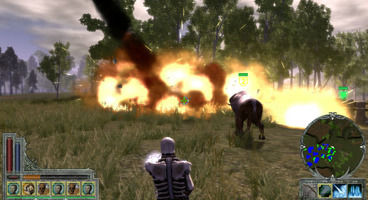 Talus Studios Launch Dark Meridian Kickstarter