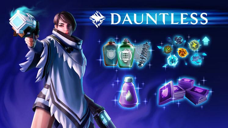 Stylish Dauntless Desperado Bundle Now Available Through Twitch Prime