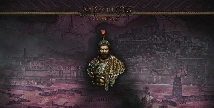 Reinvigorate Total War Rome 2 with the incredible Wars of the Gods mod
