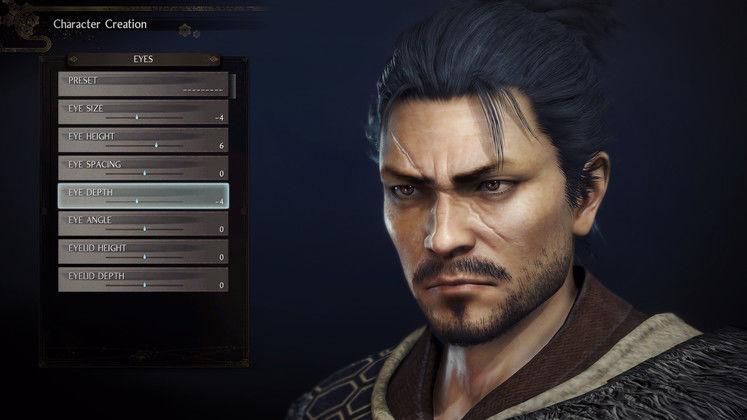 Soulsborne Samurai