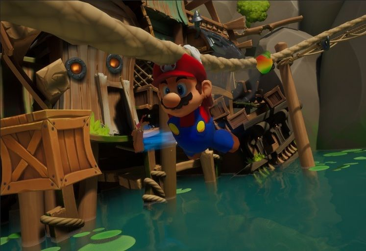 This Crash Bandicoot 4 Mod Brings Mario In to Help Save the Multiverse