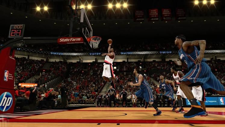 NBA 2K13 lands on Xbox Games on Demand