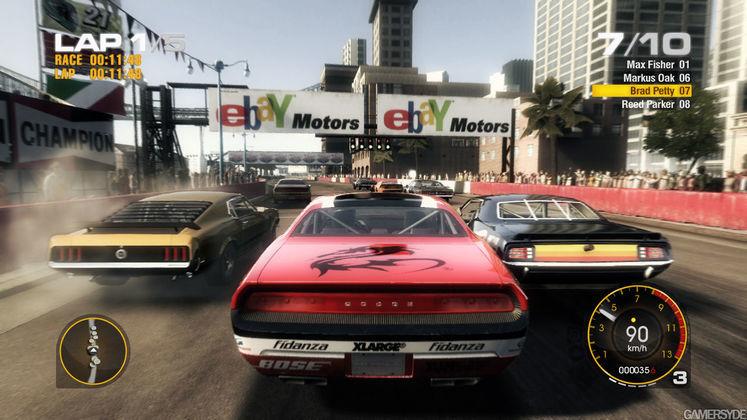 New Race Driver Grid screenshots