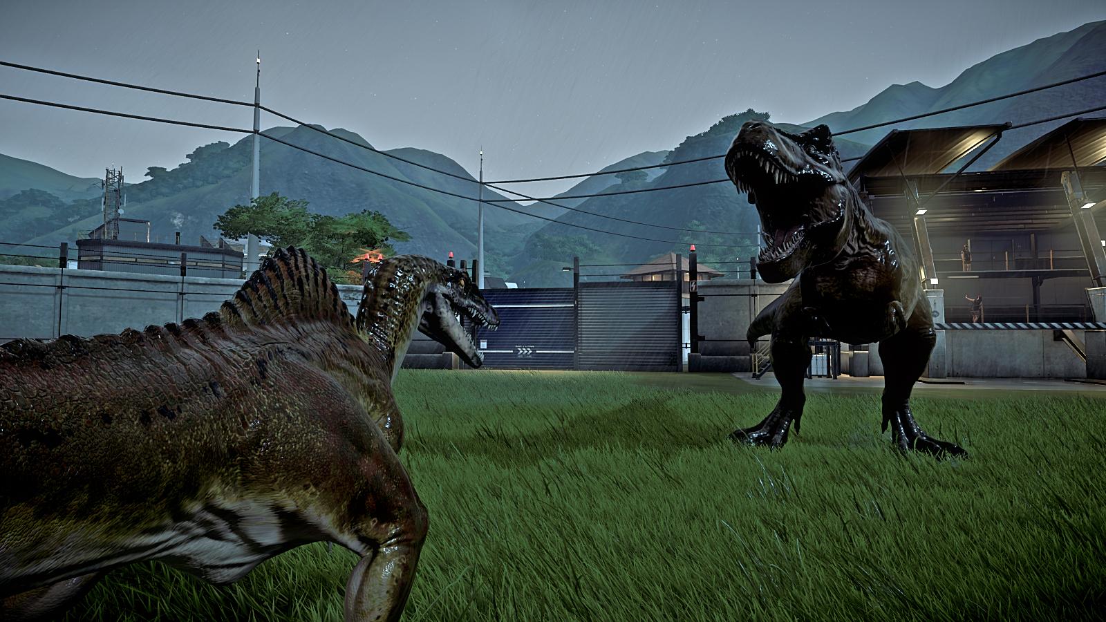 Jurassic World Evolution Spinoraptor - How to Get the