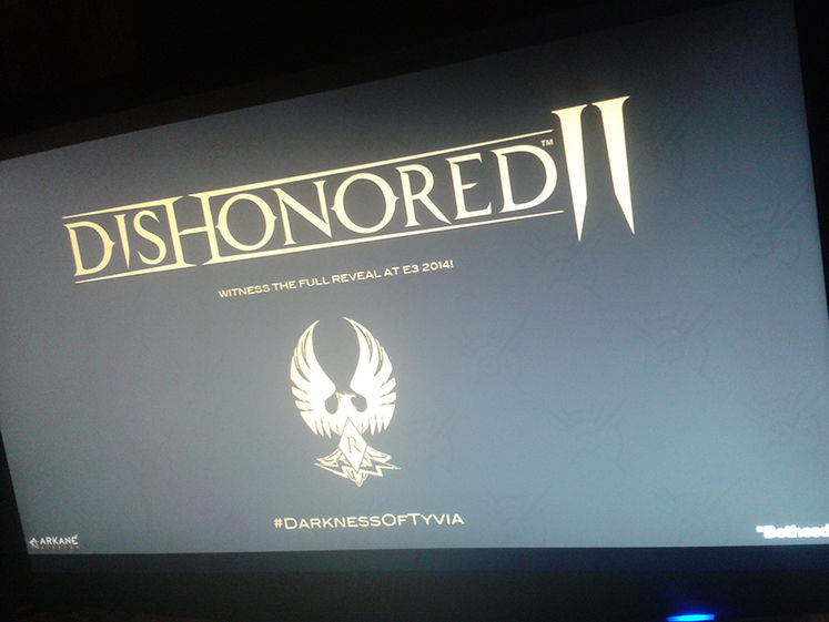 Rumour: Dishonored 2 to receive